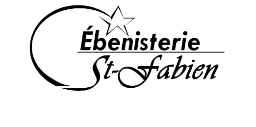 Ébénisterie St-Fabien Logo